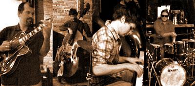 Justin Perdue Quartet